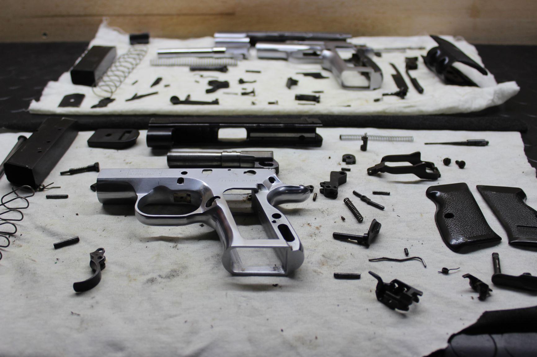 Karagöz Silah Atölyesi Silah Tamir Bakım Atölyesi